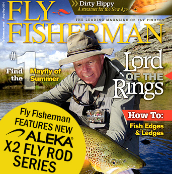 ALEKA X2 FLY ROD SERIES FEATURED