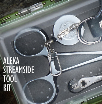 ALEKA STREAMSIDE TOOL KIT